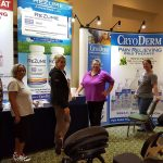 Cryoderm - Massage convention