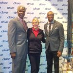 Charles Oakley and Terrell Owens Medtrade Atlanta 2014